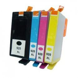 Pack HP 920 sans puces